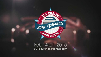Canadian Curling Association TV Spot, '2015 USA Curling Nationals' - Thumbnail 9
