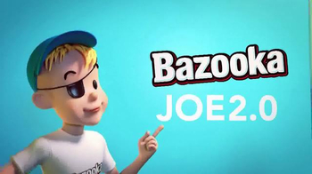 Bazooka Joe TV Spot, 'Declaration of Independence' - 372 commercial airings