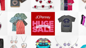 JCPenney Valentine's Day Huge Sale TV Spot, 'Lots to Love' - Thumbnail 2