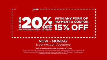 JCPenney Home Sale TV Spot, 'Home is Where the Heart Is' - Thumbnail 4
