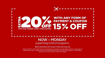 JCPenney Home Sale TV Spot, 'Home is Where the Heart Is' - Thumbnail 5