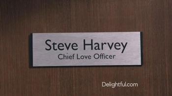 Delightful.com TV Spot, 'Do You Deserve the Cookie?' Featuring Steve Harvey - Thumbnail 1