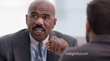 Delightful.com TV Spot, 'Do You Deserve the Cookie?' Featuring Steve Harvey - Thumbnail 3