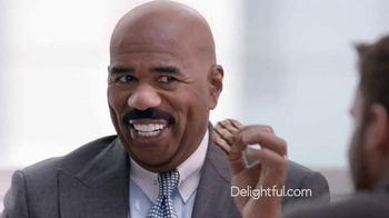 Delightful.com TV Spot, 'Do You Deserve the Cookie?' Featuring Steve Harvey - Thumbnail 5