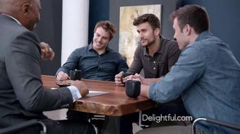 Delightful.com TV Spot, 'Do You Deserve the Cookie?' Featuring Steve Harvey - Thumbnail 6