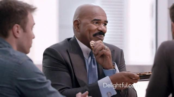 Delightful.com TV Spot, 'Do You Deserve the Cookie?' Featuring Steve Harvey - Thumbnail 7