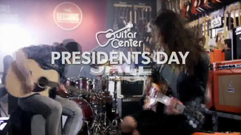Guitar Center Presidents' Day Sale TV Spot, 'Your Tune' - Thumbnail 10
