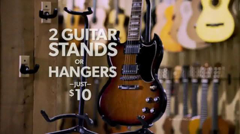 Guitar Center Presidents' Day Sale TV Spot, 'Your Tune' - Thumbnail 5
