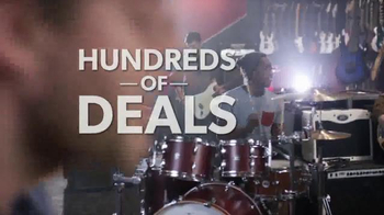 Guitar Center Presidents' Day Sale TV Spot, 'Your Tune' - Thumbnail 8