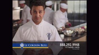Le Cordon Bleu TV Spot, 'Three Things'