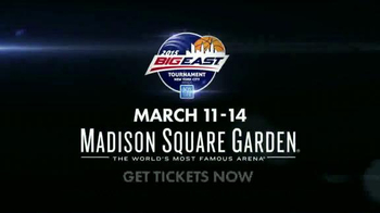 2015 Big East Tournament TV Spot, 'Villanova & Butler' - Thumbnail 7