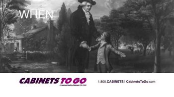 Cabinets To Go TV Spot, 'Cherry Tree' - 72 commercial airings