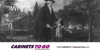 Cabinets To Go TV Spot, 'Cherry Tree'