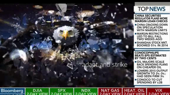 Bank of America Trader Instinct TV Spot, 'Bald Eagle' - 691 commercial airings