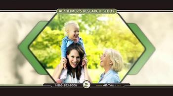TrialReach TV Spot, 'Alzheimer's Research Study' - Thumbnail 6