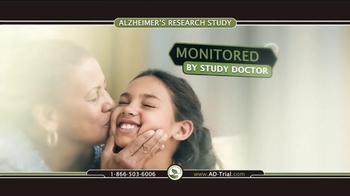 TrialReach TV Spot, 'Alzheimer's Research Study' - Thumbnail 7