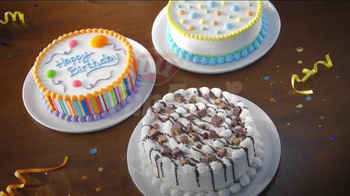Dairy Queen Cakes TV Spot, 'Happy Anything to You' - Thumbnail 9