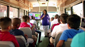 Microsoft Super Bowl 2015 TV Spot, 'Estella's Brilliant Bus' - Thumbnail 6