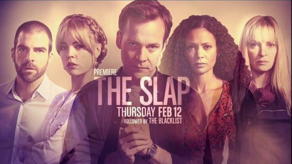NBC: The Slap Super Bowl 2015 TV Promo