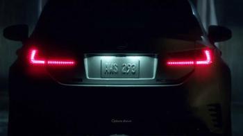 Lexus RC Coupe Super Bowl 2015 TV Spot Featuring Wes Bentley - Thumbnail 8