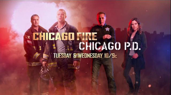 NBC: Chicago Fire | Chicago P.D. Super Bowl 2015 TV Promo