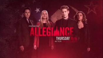 Allegiance Super Bowl 2015 TV Promo - Thumbnail 3