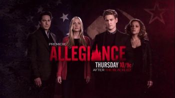 Allegiance Super Bowl 2015 TV Promo