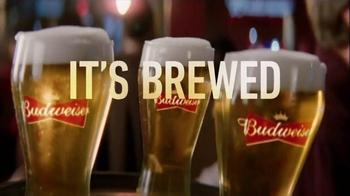 Budweiser Super Bowl 2015 TV Spot, 'Brewed the Hard Way' - Thumbnail 4