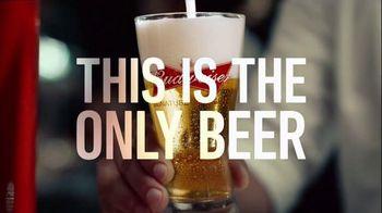 Budweiser Super Bowl 2015 TV Spot, 'Brewed the Hard Way'