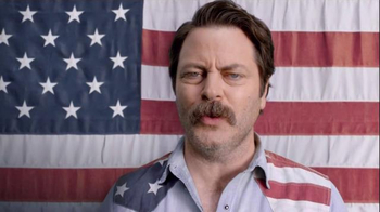 NBC Super Bowl 2015 TV Spot Ft. Nick Offerman