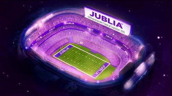 Jublia Super Bowl 2015 TV Spot, 'Tackle Toe Fungus' - Thumbnail 1