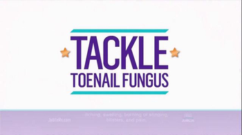 Jublia Super Bowl 2015 TV Spot, 'Tackle Toe Fungus' - Thumbnail 8