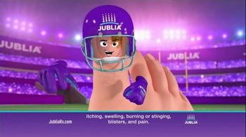 Jublia Super Bowl 2015 TV Spot, 'Tackle Toe Fungus' - Thumbnail 7
