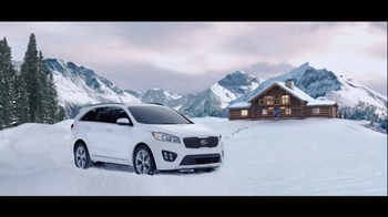 2016 Kia Sorento Super Bowl 2015 TV Spot, 'The Perfect Getaway'