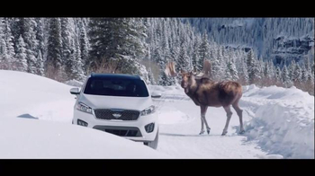 2016 Kia Sorento Super Bowl 2015 TV Spot, 'The Perfect Getaway' - Thumbnail 5