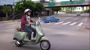 Chevrolet Super Bowl 2015 TV Spot, 'Driving to a Different Tune: Moped' - Thumbnail 1