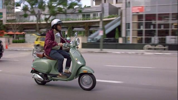 Chevrolet Super Bowl 2015 TV Spot, 'Driving to a Different Tune: Moped' - Thumbnail 3
