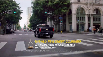 Chevrolet Super Bowl 2015 TV Spot, 'Driving to a Different Tune: Moped' - Thumbnail 8