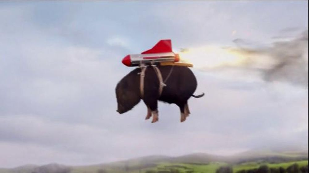 Doritos: When Pigs Fly