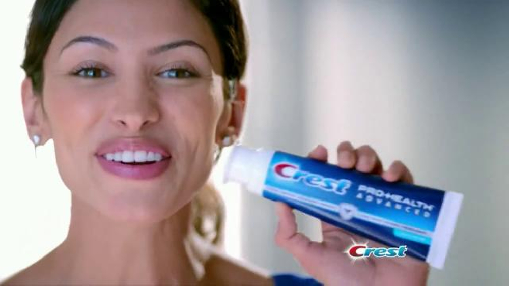 Crest Pro-Health Advanced TV Commercial, 'Step It Up'