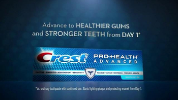 Crest Pro-Health Advanced TV Spot, 'Step It Up' - Thumbnail 5