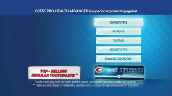 Crest Pro-Health Advanced TV Spot, 'Step It Up' - Thumbnail 8