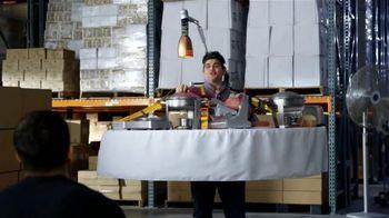Jack in the Box Loaded Breakfast Sandwich TV Spot, 'Tu Buffet' [Spanish] - 49 commercial airings