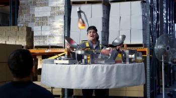Jack in the Box Loaded Breakfast Sandwich TV Spot, 'Tu Buffet' [Spanish] - Thumbnail 4