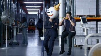 Jack in the Box Loaded Breakfast Sandwich TV Spot, 'Tu Buffet' [Spanish] - Thumbnail 5