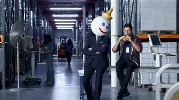 Jack in the Box Loaded Breakfast Sandwich TV Spot, 'Tu Buffet' [Spanish] - Thumbnail 6