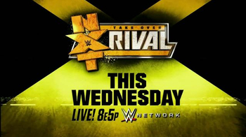 WWE Network TV Spot, '2015 NXT TakeOver: Rival' - Thumbnail 10