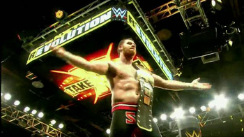 WWE Network TV Spot, '2015 NXT TakeOver: Rival' - Thumbnail 5