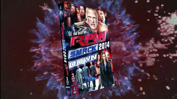 WWE: The Best of Raw and Smackdown 2014 Blu-ray TV Spot - Thumbnail 6