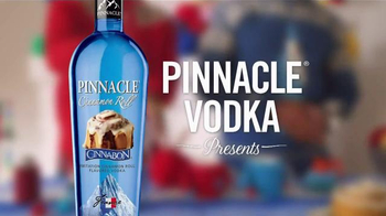Pinnacle Cinnabon Vodka TV Spot, 'Sweater Weather Swirl' - Thumbnail 1